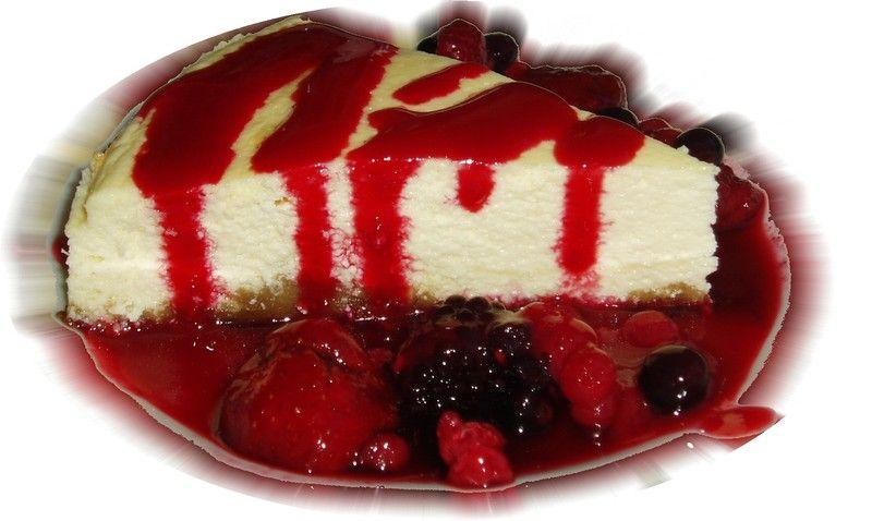 Coulis de fruits rouges for Coulis fruits rouges surgeles